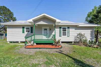 Iberia Parish Single Family Home For Sale: 104 Crofton
