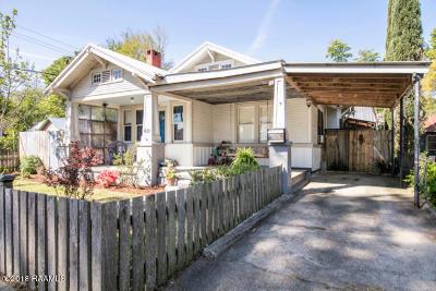 Lafayette Single Family Home For Sale: 430 S Pierce Street