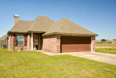 Youngsville Single Family Home For Sale: 111 Enchantment
