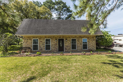 St. Martinville Single Family Home For Sale: 1017 Paula Street