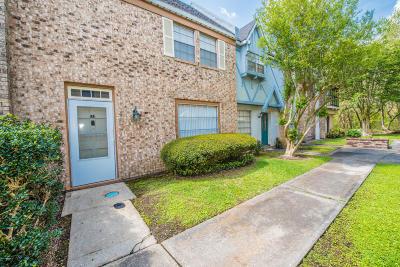 Lafayette Single Family Home For Sale: 1316 Dulles Drive #E