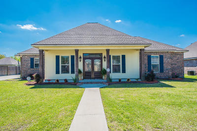 Carencro Single Family Home For Sale: 104 Sawtooth Road