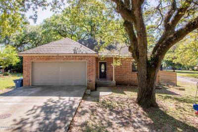 Lafayette Single Family Home For Sale: 100 Attakapas Road