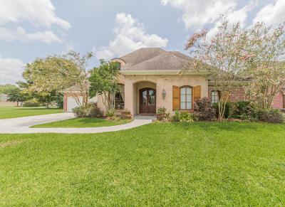 Lafayette Single Family Home For Sale: 103 Merlot Drive