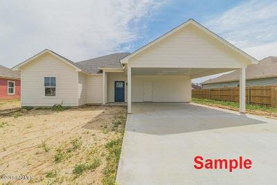 Single Family Home For Sale: 54 Lillian Michel Drive