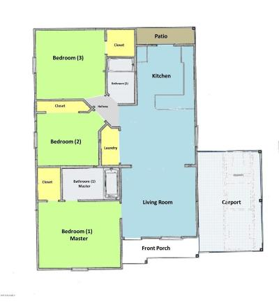 Single Family Home For Sale: 61 Lillian Michel