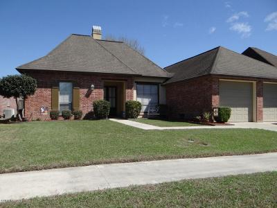 Lafayette Parish Single Family Home For Sale: 110 Greenhaven Drive
