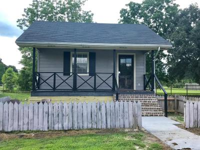 Single Family Home For Sale: 1015 Kaiser Mouton Road