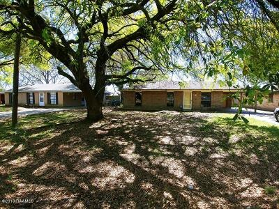 Carencro Single Family Home For Sale: 304 Rampart Street