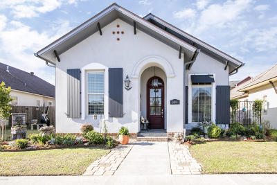 Lafayette Single Family Home For Sale: 301 Grand Pointe Boulevard