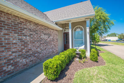 Lafayette LA Single Family Home For Sale: $174,500