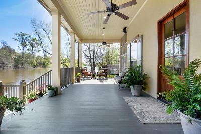 Breaux Bridge Single Family Home For Sale: 1043 Herman Dupuis Road