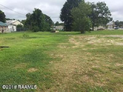 St Landry Parish Residential Lots & Land For Sale: 1130 S Union