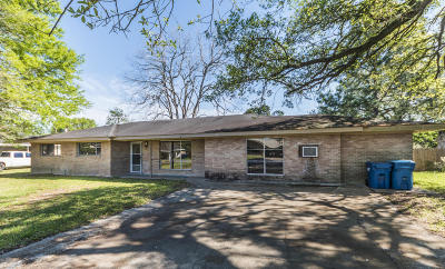 Lafayette LA Single Family Home For Sale: $139,700