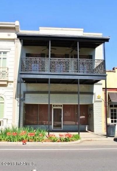 New Iberia Single Family Home For Sale: 109 E Main Street