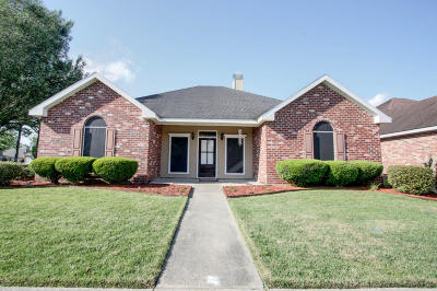 Copperfield Single Family Home For Sale: 101 Gravenhage Circle