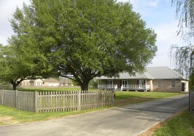 Scott Single Family Home For Sale: 316 Rue Novembre
