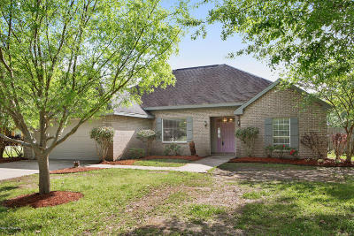 Opelousas LA Single Family Home For Sale: $205,900