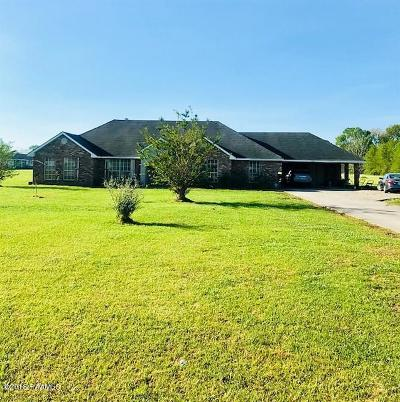 Carencro Single Family Home For Sale: 235 Arceneaux Road