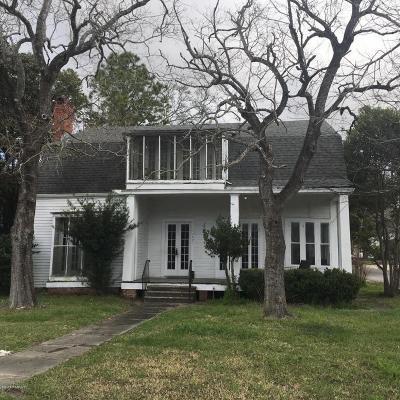 Jeanerette Single Family Home For Sale: 1702 Main Street