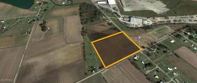 Iberia Parish Farm For Sale: Segura Road