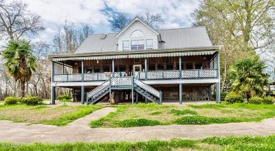 Breaux Bridge Single Family Home For Sale: 1051 River Ridge Road