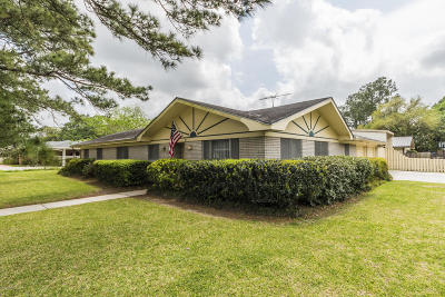 Franklin Single Family Home For Sale: 219 Circle Drive