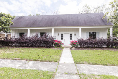 Lafayette Single Family Home For Sale: 500 Harwell Drive