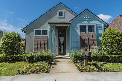 Broussard Single Family Home For Sale: 112 Reidel Road