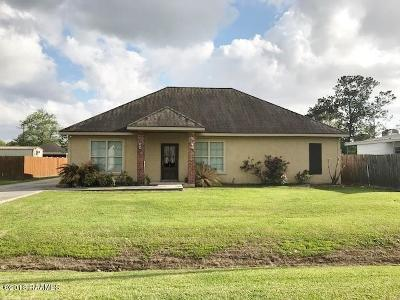 Rayne Single Family Home For Sale: 104 Marjorie