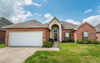 Carencro Single Family Home For Sale: 203 Greenvale