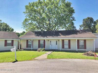 Broussard Rental For Rent: 105 Headland Circle
