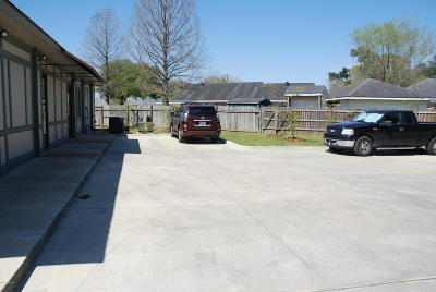 Commercial Lease For Lease: 5605 Ambassador Caffery Parkway
