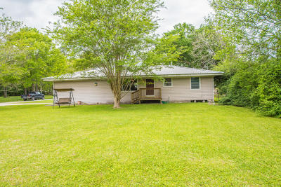 Lafayette Single Family Home For Sale: 710 Ridge Road
