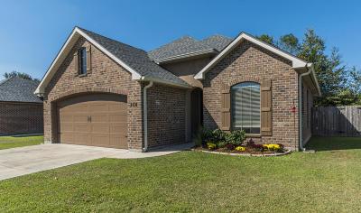 Milton Ridge Estates Single Family Home For Sale: 208 Milton Estates