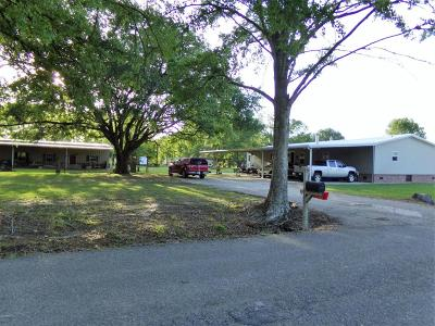 Carencro Single Family Home For Sale: 910 Bajat Road