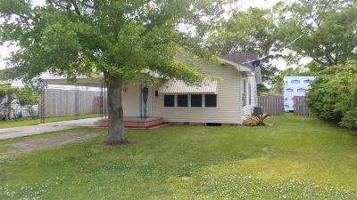 Rayne Single Family Home For Sale: 1404 S Marie