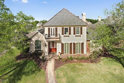 Single Family Home For Sale: 324 Beaullieu Drive