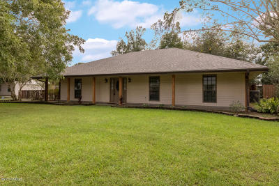 Youngsville Rental For Rent: 211 Maureen Drive