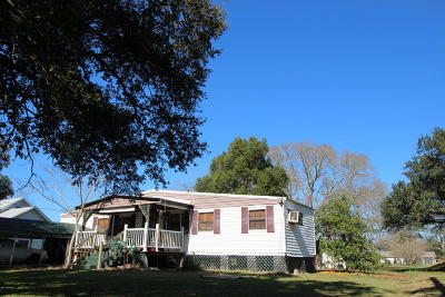 Erath Single Family Home For Sale: 728 W Lastie