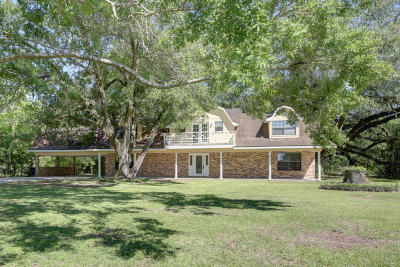 St. Martinville Single Family Home For Sale: 2218 Catherine Drive