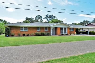 Erath Single Family Home For Sale: 400 N Patrick O' Toole