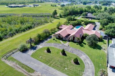 Rayne Single Family Home For Sale: 820 East F Street