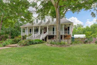 Maurice Single Family Home For Sale: 6017 Homer Road