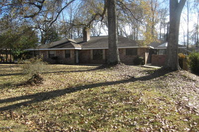 Opelousas Single Family Home For Sale: 175 Dr Charlie Drive