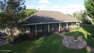 Lafayette Single Family Home For Sale: 101 Ramblewood