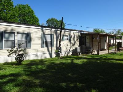 Duson Single Family Home For Sale: 201 La Rue Rhiems