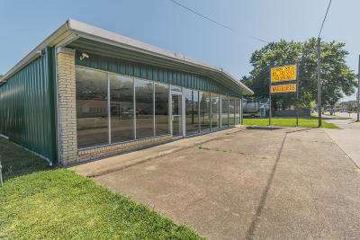 Lafayette Parish Commercial For Sale: 301 E Willow Street
