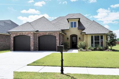 Broussard Single Family Home For Sale: 102 Tortoise Lane