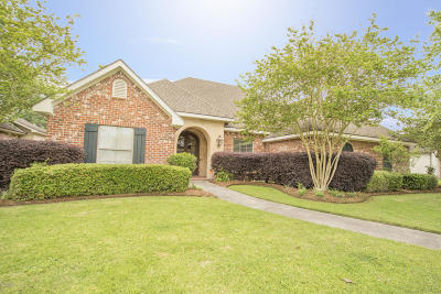 Youngsville Single Family Home For Sale: 301 Mill Pond Drive
